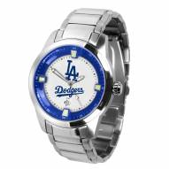 Los Angeles Dodgers Titan Steel Men's Watch