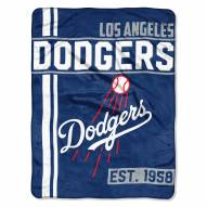 Los Angeles Dodgers Walk Off Throw Blanket