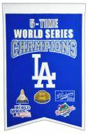 Los Angeles Dodgers Champs Banner