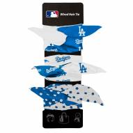 Los Angeles Dodgers Wired Hair Tie