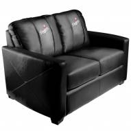 Los Angeles Dodgers XZipit Silver Loveseat