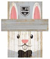 "Los Angeles Kings 19"" x 16"" Easter Bunny Head"