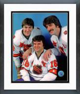 Los Angeles Kings 1981 NHL All-Star Game Posed Framed Photo