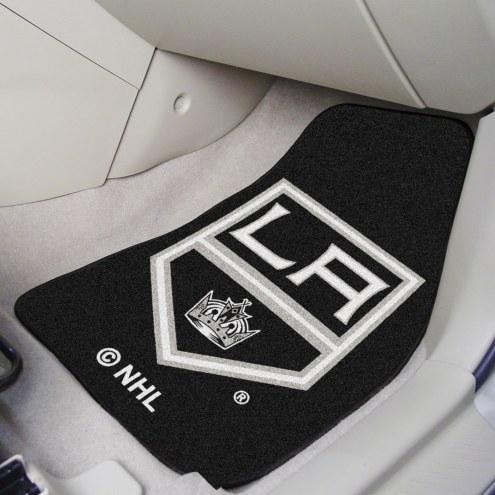 Los Angeles Kings 2-Piece Carpet Car Mats