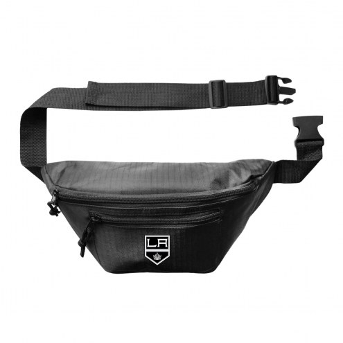 Los Angeles Kings 3-Zip Hip Fanny Pack
