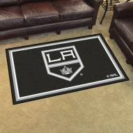 Los Angeles Kings 4' x 6' Area Rug