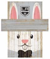 "Los Angeles Kings 6"" x 5"" Easter Bunny Head"