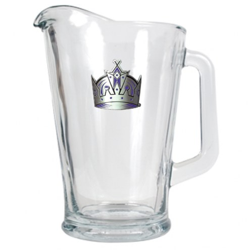 Los Angeles Kings 60 Oz. Glass Pitcher - Primary Logo
