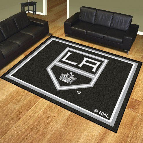 Los Angeles Kings 8' x 10' Area Rug