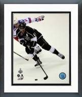 Los Angeles Kings Anze Kopitar Stanley Cup Finals Framed Photo