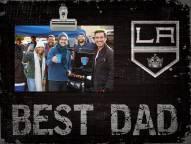 Los Angeles Kings Best Dad Clip Frame