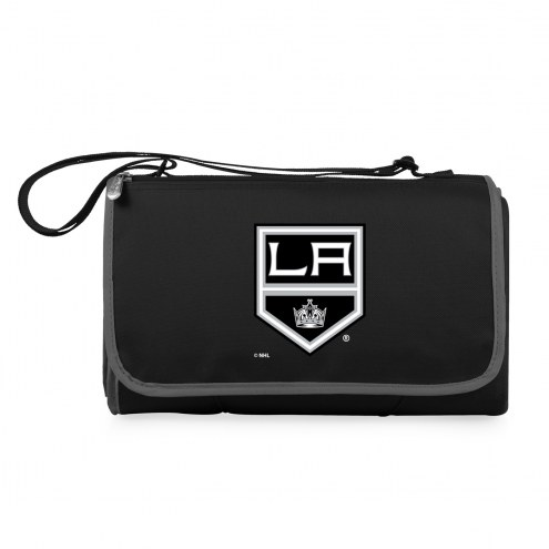 Los Angeles Kings Black Blanket Tote