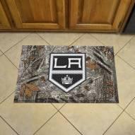 Los Angeles Kings Camo Scraper Door Mat