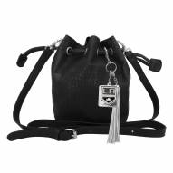 Los Angeles Kings Charming Mini Bucket Bag