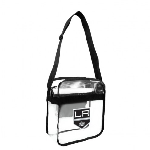 Los Angeles Kings Clear Crossbody Carry-All Bag