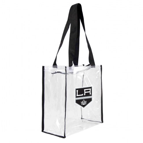 Los Angeles Kings Clear Square Stadium Tote