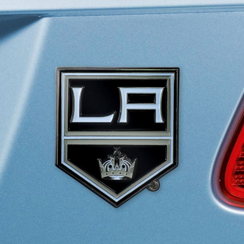 Los Angeles Kings Color Car Emblem