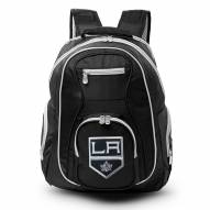 NHL Los Angeles Kings Colored Trim Premium Laptop Backpack