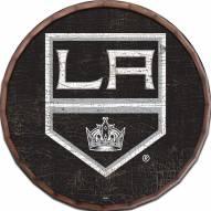 "Los Angeles Kings Cracked Color 24"" Barrel Top"