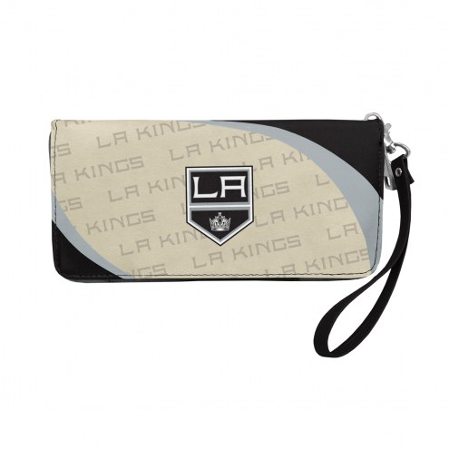 Los Angeles Kings Curve Zip Organizer Wallet