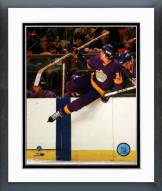 Los Angeles Kings Dave Taylor Action Framed Photo