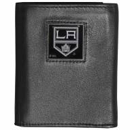 Los Angeles Kings Deluxe Leather Tri-fold Wallet