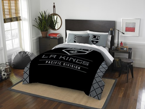 Los Angeles Kings Draft Full/Queen Comforter Set