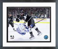 Los Angeles Kings Drew Doughty Action Framed Photo