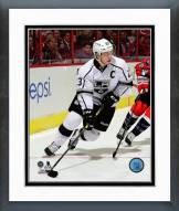 Los Angeles Kings Dustin Brown Action Framed Photo