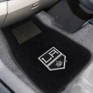 Los Angeles Kings Embroidered Car Mats