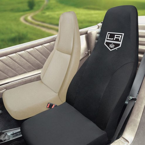 Los Angeles Kings Embroidered Car Seat Cover