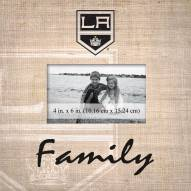 Los Angeles Kings Family Picture Frame
