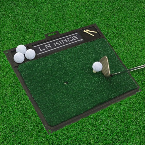 Los Angeles Kings Golf Hitting Mat