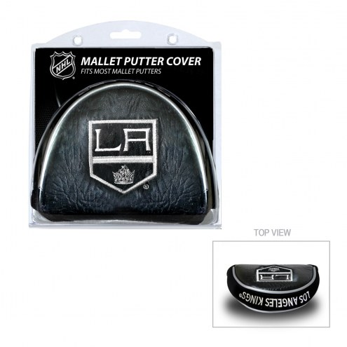 Los Angeles Kings Golf Mallet Putter Cover