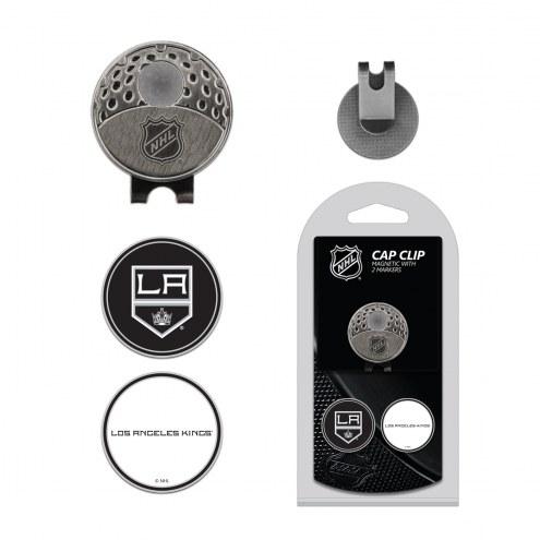 Los Angeles Kings Hat Clip & Marker Set
