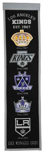Los Angeles Kings Heritage Banner