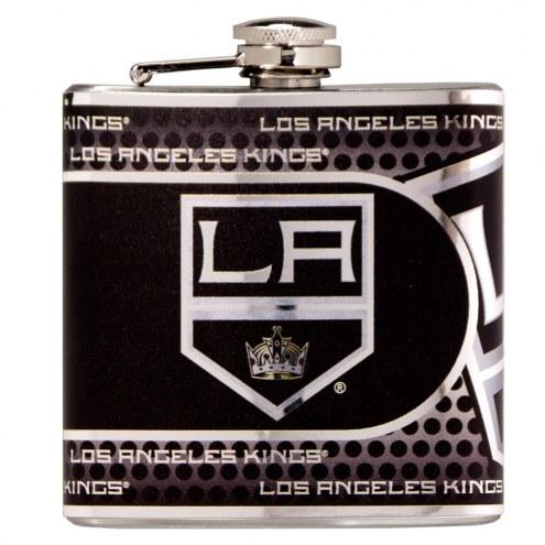 Los Angeles Kings Hi-Def Stainless Steel Flask
