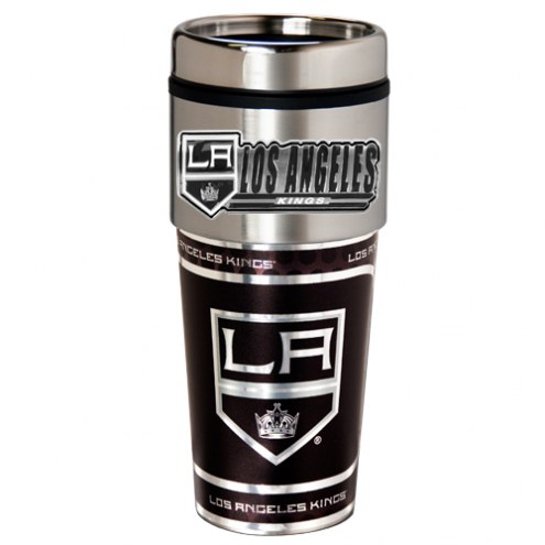 Los Angeles Kings Hi-Def Travel Tumbler