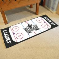 Los Angeles Kings Hockey Rink Runner Mat