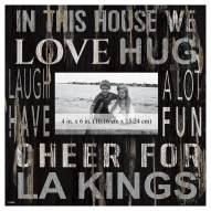 """Los Angeles Kings In This House 10"""" x 10"""" Picture Frame"""