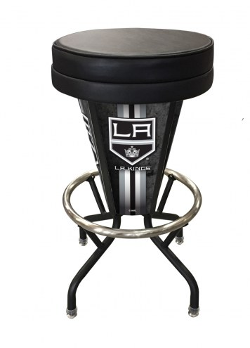 Los Angeles Kings Indoor/Outdoor Lighted Bar Stool