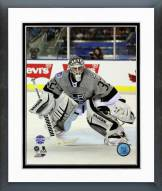 Los Angeles Kings Jonathan Quick NHL Stadium Series Framed Photo