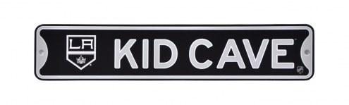 Los Angeles Kings Kid Cave Street Sign