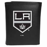 Los Angeles Kings Large Logo Leather Tri-fold Wallet