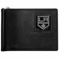 Los Angeles Kings Leather Bill Clip Wallet