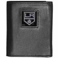 Los Angeles Kings Leather Tri-fold Wallet