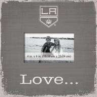 Los Angeles Kings Love Picture Frame