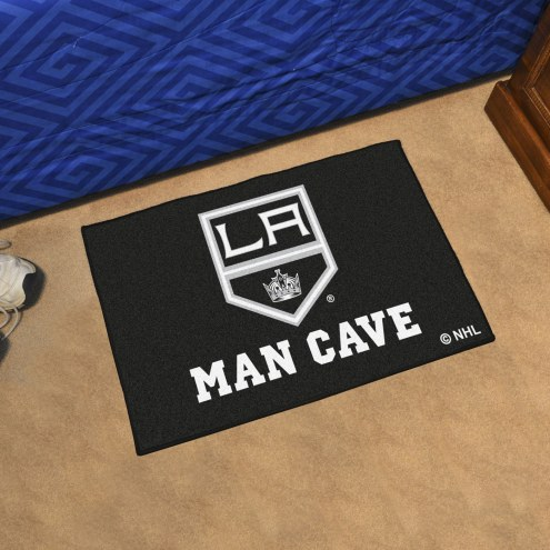 Los Angeles Kings Man Cave Starter Mat