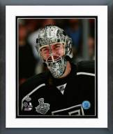 Los Angeles Kings Martin Jones 2014 Stanley Cup Finals Framed Photo