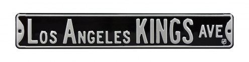 Los Angeles Kings NHL Authentic Street Sign